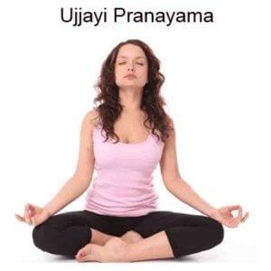 Ujjayi Pranayama